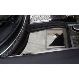 C5 1997-2004 Corvette Polished Fuse Box Cover