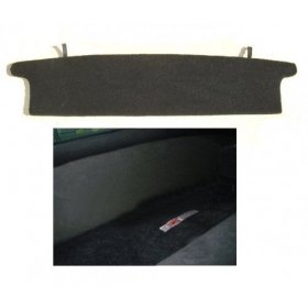"C5 Z06 Partition and Front Cargo Mat ""Slice"""