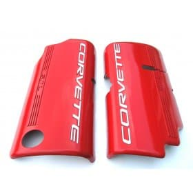 C5 Corvette Painted Fuel Rail Covers (Standard)