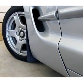C5 Corvette Stealth Splash Guards Kit