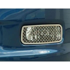 C6 2006-2013 Corvette Z06 427 and /Grand Sport Laser Driving Light Grilles