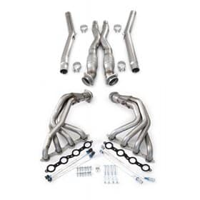 C6 Corvette Z06 and ZR1 Kooks Long Tube Headers