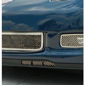 C6 Corvette Z06/Grand Sport Laser Air Dam Grills