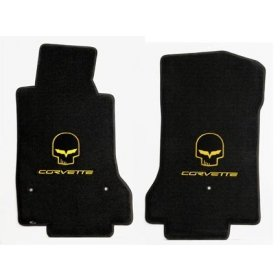 C6 Corvette Lloyd Ultimats Floor Mats