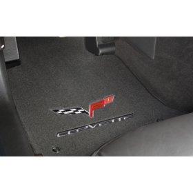 C6 Corvette Lloyd Velourtex Floor Mats
