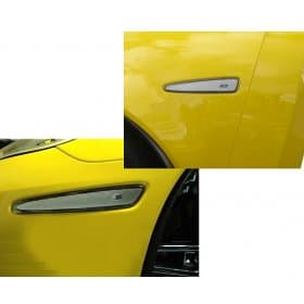 C6 Corvette Clear Side Marker Lights