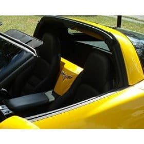 C6 Corvette Coupe Painted Waterfall Extension