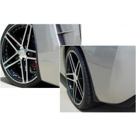 C6 Corvette Painted Genuine Corvette Accessories Splash Guards