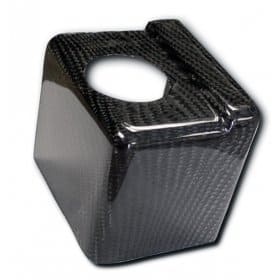 C6 Corvette Carbon Fiber Power Steering Cover