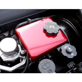 2014-2019 C7 Corvette Painted Brake Reservoir Cover