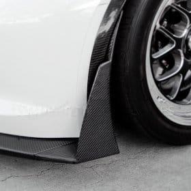 2015-2019 C7 Corvette Z06 Carbon Fiber Canards