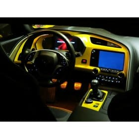 2014-2019 C7 Corvette Stingray Painted Dash Cluster