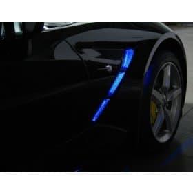 2014-2019 C7 Corvette LED Hood Vent and Side Vent Kit