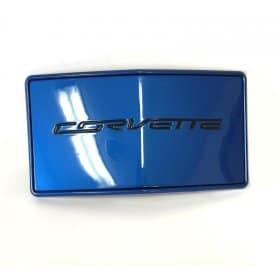 2014-2019 C7 Z06 Corvette Stingray Painted Front Plate Filler Panel