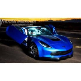 2014-2019 C7 Corvette ZLR Style Vertical Door Conversion Kit