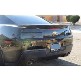 2014-2015 Camaro Tail Light Blackout Covers GTS
