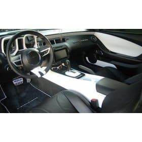 2010-2015 Camaro Painted Door and Dash Panel Inserts