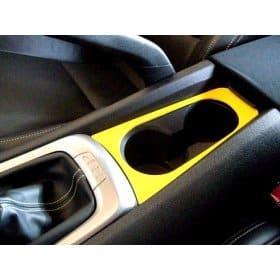 2010-2015 Camaro Painted Cup Holder Trim