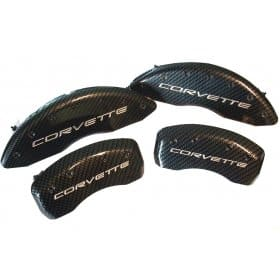 C5/C6 Corvette Caliper Covers w/Logo