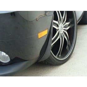 2009-2013 Dodge Challenger Carbon Fiber LG41 Splash Guards