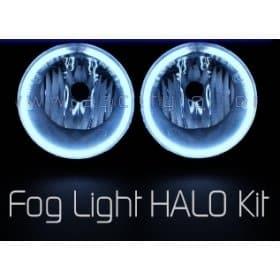 Dodge Challenger Fog light HALO Kits