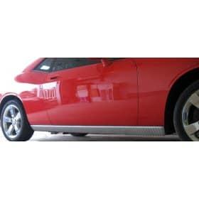 2008-2017 Dodge Challenger Rocker Moldings