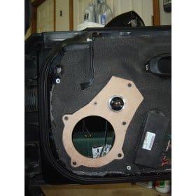 C5 Corvette Speaker Mounting Plates