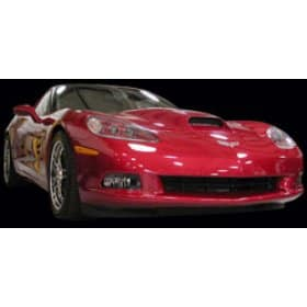 C6 Corvette Magnacharger Hood