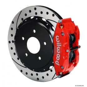 C5 Wilwood Corvette Rear Big Brake Kit