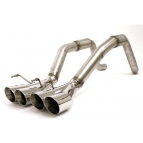 C6 Corvette Exhaust Billy Boat B&B Bullet FCOR-0415
