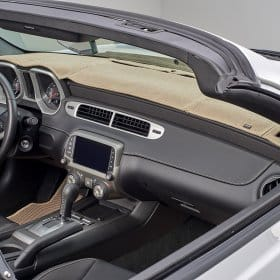 C6 Corvette CoverCraft Original Dashmat Dash Cover