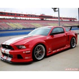 2013-14 Ford Mustang 5.0 GT  Widebody Aerodynamic Kit  APR Performance AB-213000
