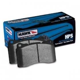 Chevrolet Tahoe Hawk HPS Pads