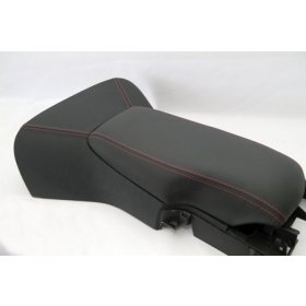 C6 Corvette Leather Center Console Base