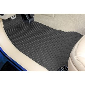C5 Corvette Lloyd Rubbertite All-Weather Floor Mats