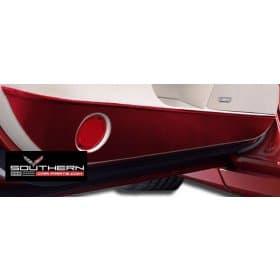C6 Corvette Painted Door Kick Guards