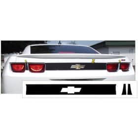 2010-2013 Camaro Rear Trunk Accent Decal Kit