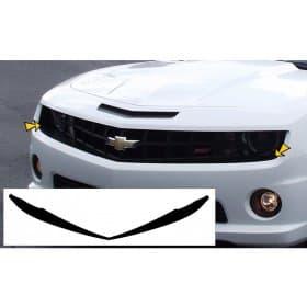 2010-2013 Camaro Front Bumper Blackout Decal