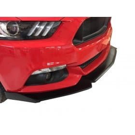 2015-2017 Ford Mustang Painted Stage 1 Front Splitter Spoiler