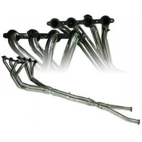 C6 Corvette LG Motorsports Street Series Headers 2008-2013