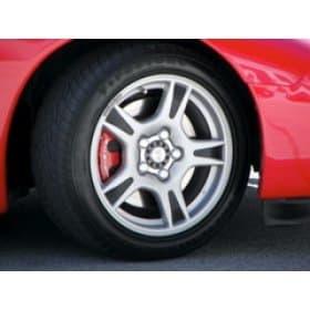 Corvette Wagon Wheel Makeover