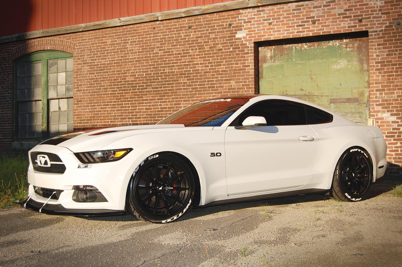 2017 Ford Mustang Mrr Flow Forged M350 Wheels Package
