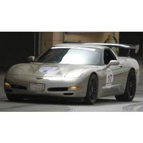 C5 Corvette GTC300 Carbon Fiber Wing Spoiler