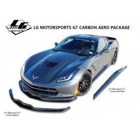 C7 Corvette LG Motorsports G7 Carbon Aero Package