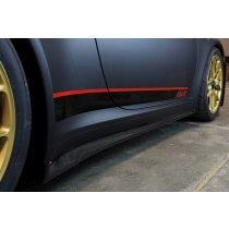 Porsche GT3 APR Performance Carbon Fiber Side Skirts Rockers