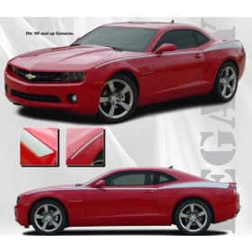 2010-2015 Camaro Legacy Side Stripe Kit