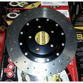 Nissan GT-R DBA 5000 Series Brake Rotors