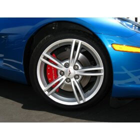 C5 Corvette Brake Caliper Covers