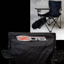 C6 Corvette Z06 Body Wrap Travel Chair